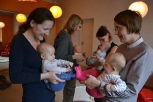 Wspomaganie rozwoju niemowlęcia